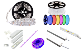 LED Strips & Bars