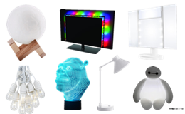 LED Novelty Lighting