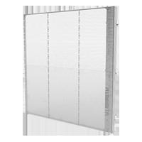 Outdoor Transparent Mesh LED Display