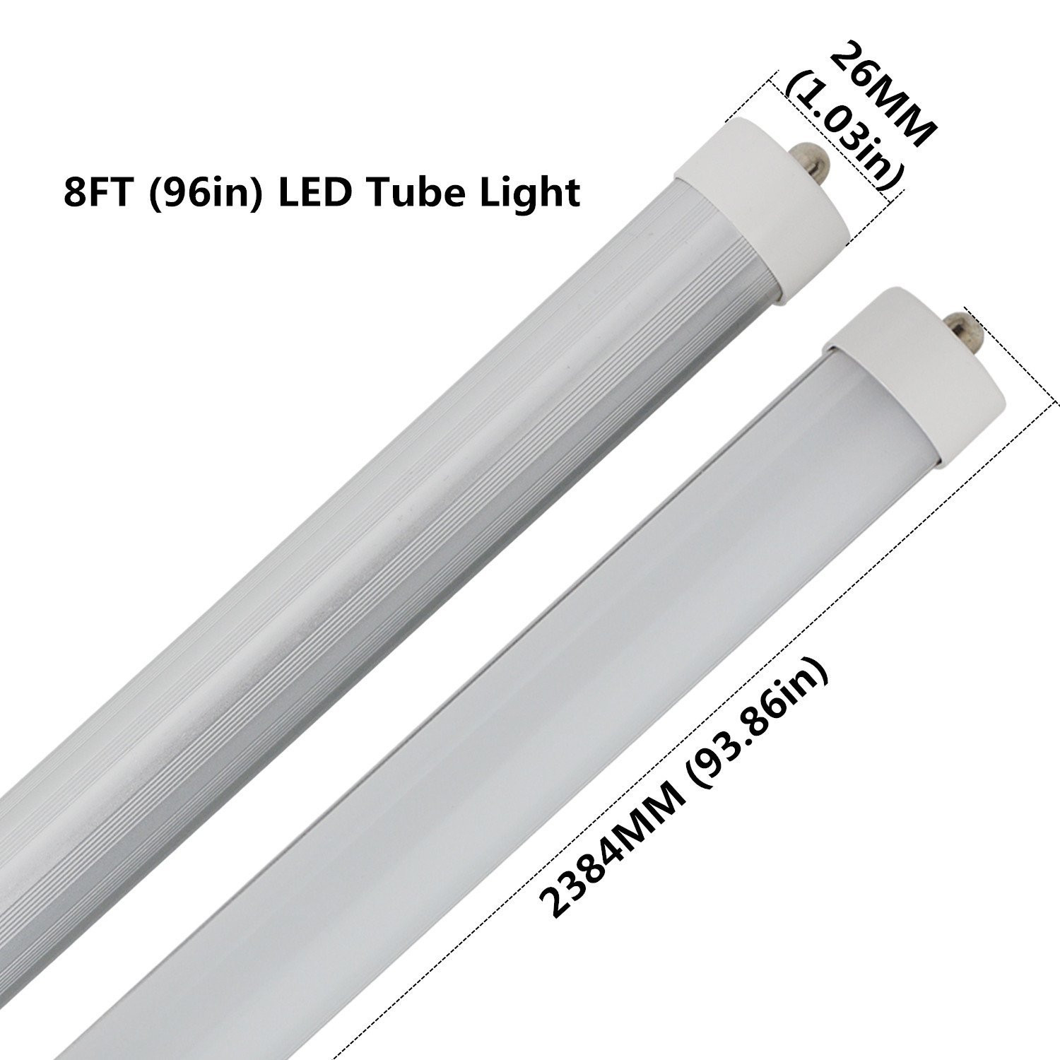 T8/T10/T12 LED Tube Lights Online Retail & Wholesale