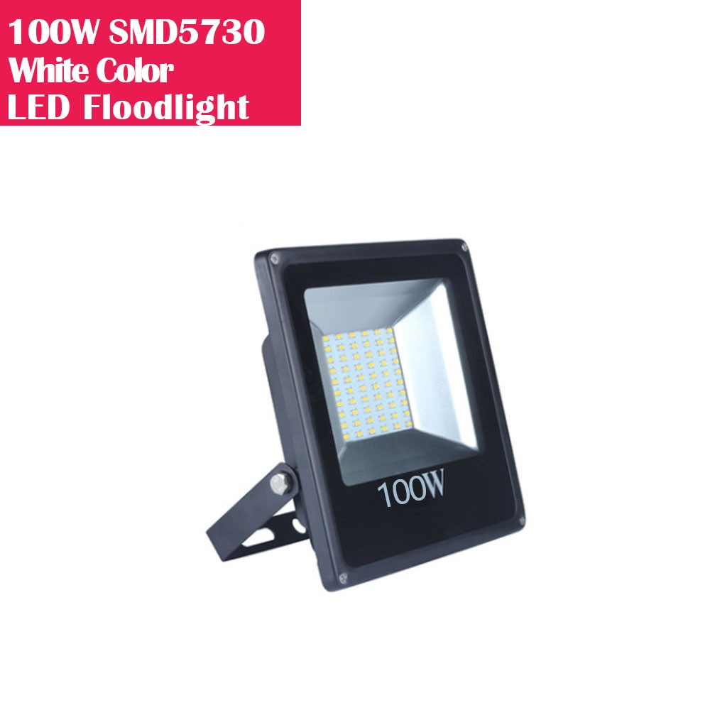 100W SMD5730 Waterproof IP65 Outdoor LED Floodlight