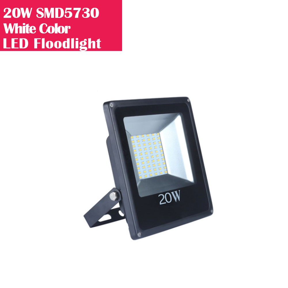20W SMD5730 Waterproof IP65 Outdoor LED Floodlight