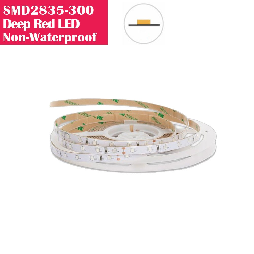 IR (Infrared) 940nm 850nm 810nm 735nm 660nm LED Strip Lights