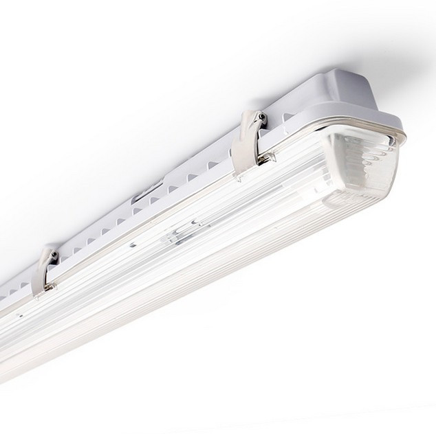 The Tri-proof Fixture, Waterproof, Dustproof And Corrosion