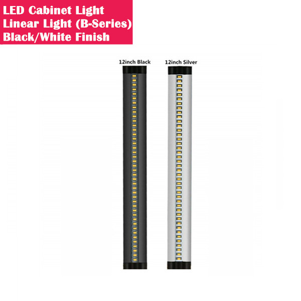 Ultra Thin LED Linear Undercabinet Light (B series)