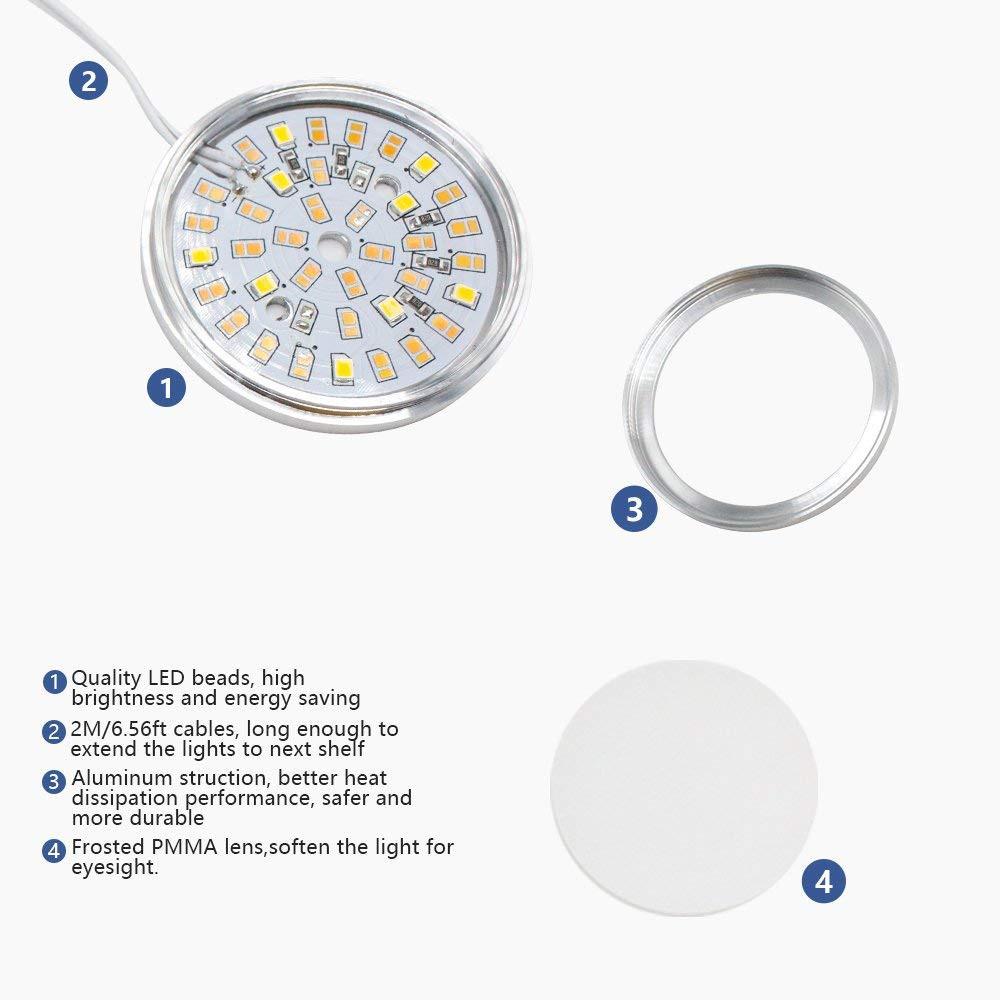 Separate LED Undercabinet Light for DIY