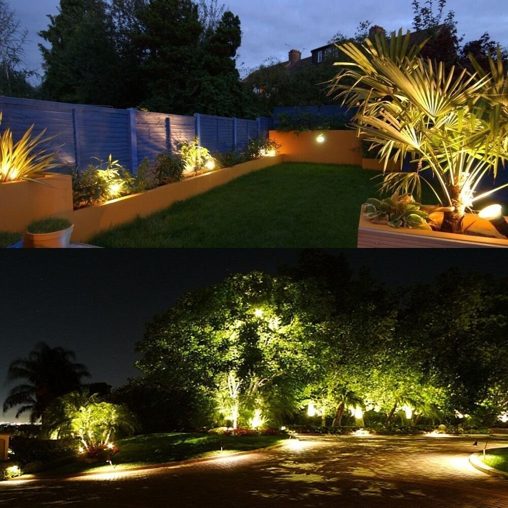 Ip65 Waterproof Led Garden Lights