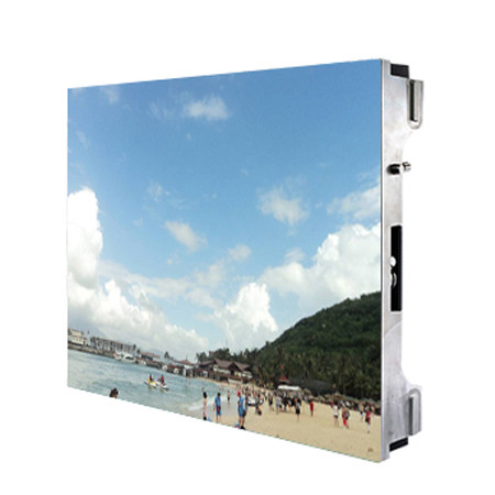 P1.56 TrueHD Series Small Pixel Pitch Indoor LED Display Panel 400*300mm 800cd/㎡ Brightness  3840Hz High Refresh