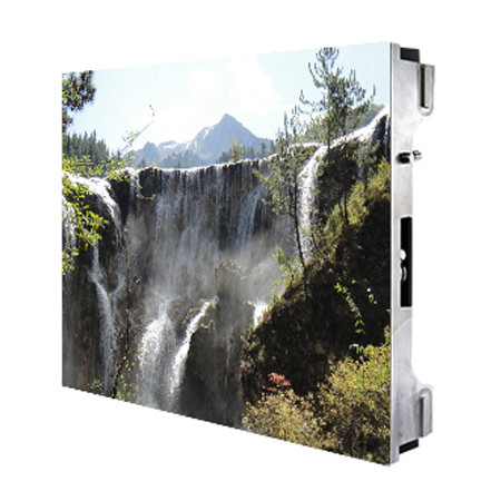 P1.875 TrueHD Series Small Pixel Pitch Indoor LED Display Panel 480*480mm 800cd/㎡ Brightness  3840Hz High Refresh