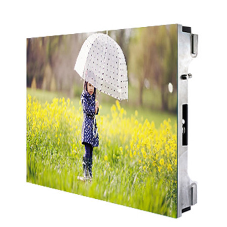 P2.0 TrueHD Series Small Pixel Pitch Indoor LED Display Panel 480*480mm 800cd/㎡ Brightness  3840Hz High Refresh
