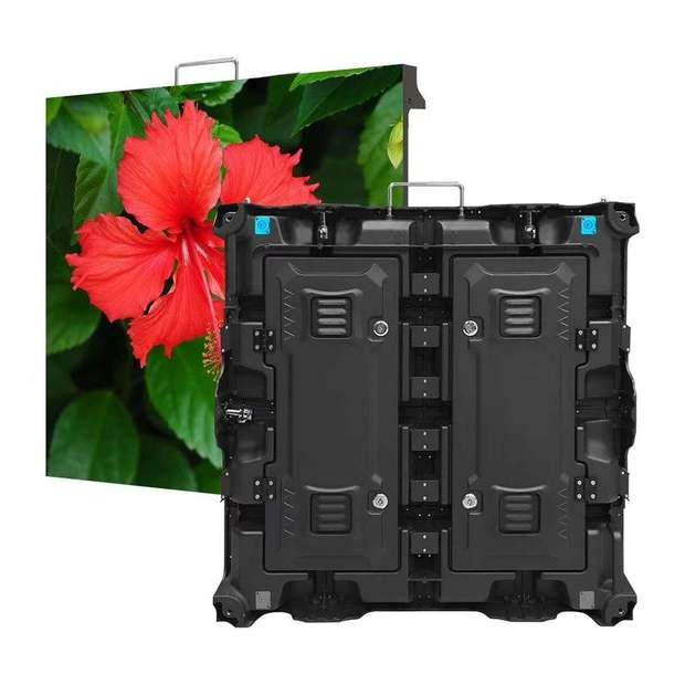 P10 960*960mm Die-casting Aluminum cabinet Waterproof Outdoor Fixed LED Display 5000cd/㎡ Brightness