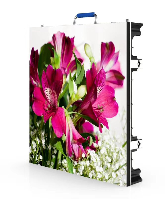 P3.9  HK Tour-AS Series 500*500mm 5000cd/㎡ Outdoor Waterproof Rental LED Display