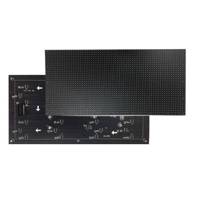 P5 Flexible SMD LED Display Module 320*160mm 5m Viewing Distance 800cd/㎡ Brightness 1920HZ Refresh Frequency