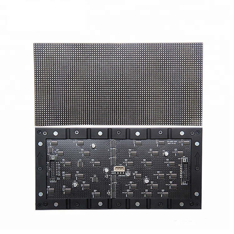 P2.5 Silicon Flexible SMD LED Display Module 240*120mm 2.5m Viewing Distance 800cd/㎡ Brightness 1920HZ Refresh Frequency