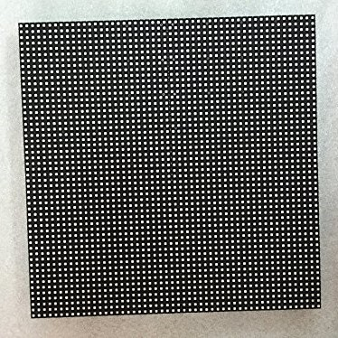 P2.9 Indoor SMD LED Display Module 250*250mm SMD2121 800cd/㎡ Brightness 1920Hz Refresh Frequency