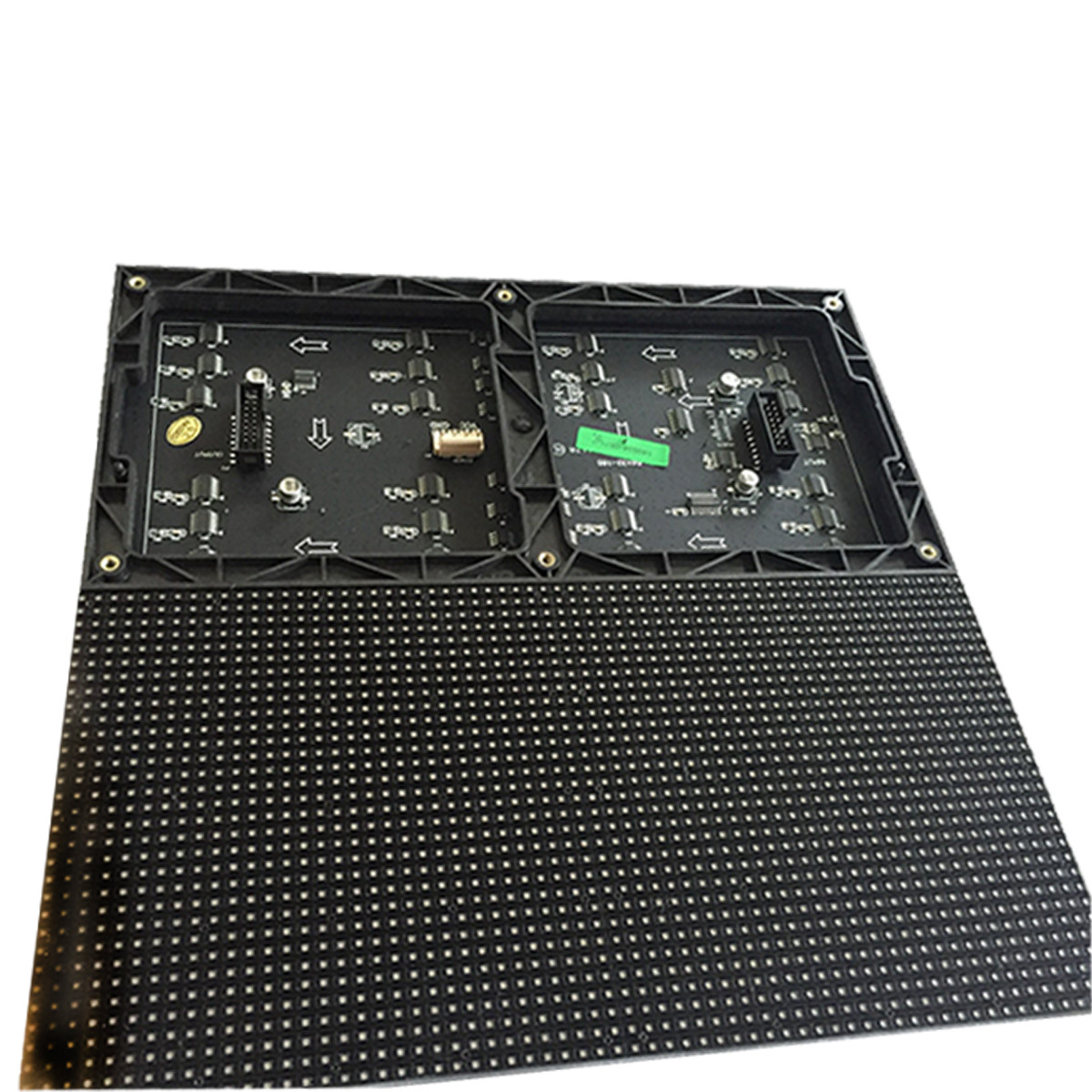 P4 Outdoor SMD LED Display Module 256*128mm SMD1921 5000cd/㎡ Brightness 1920Hz High Refresh
