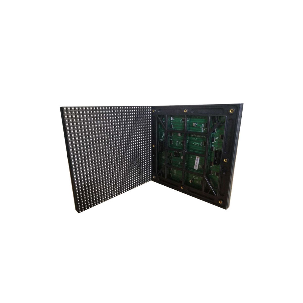 P6 Outdoor SMD LED Display Module 192*192mm SMD2727 5000cd/㎡ Brightness 1920Hz High Refresh