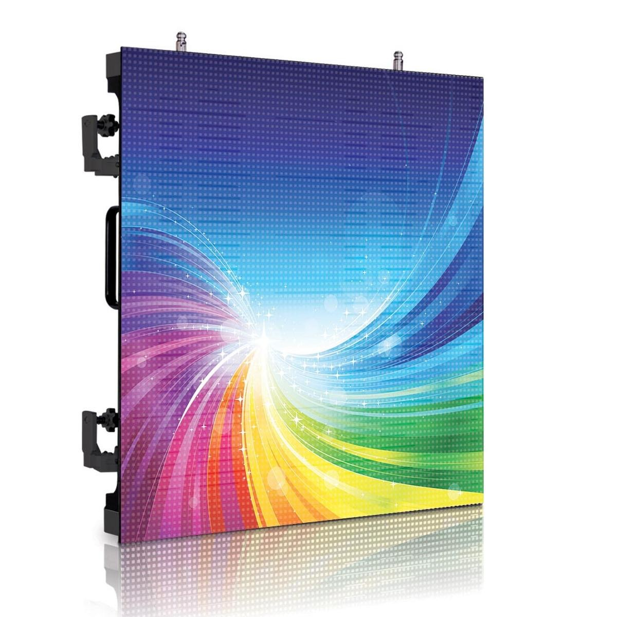 P5 960*960mm Die-casting Aluminum cabinet  Waterproof Outdoor Fixed LED Display 5000cd/㎡ brightness