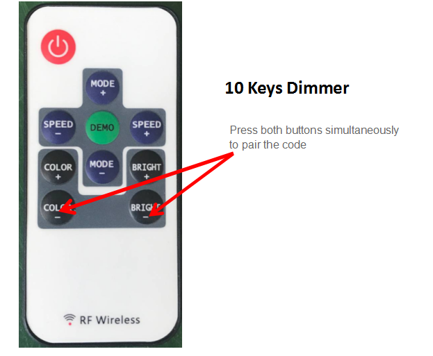 How To Pair Your Led Dimmer With Lights