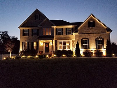 LED Landscape Lighting For Outdoor Application