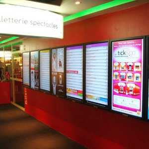 Digital signage for Exhibition