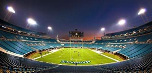 Stadium & Playground