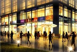 Shopping Mall & Supermarket