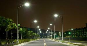 Road Side LED Street Lighting