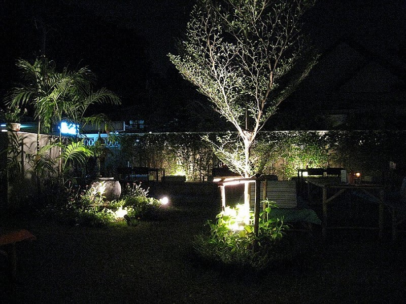 To select the best and recommended garden lights