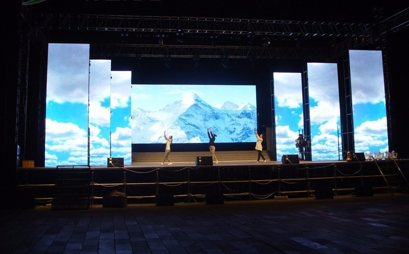 Indoor Stage LED Display Screen
