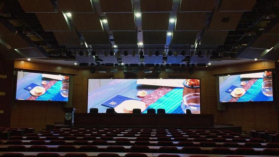 LED Display Screen in Conference